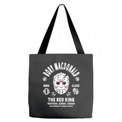 rory macdonald the red king Tote Bags | Artistshot