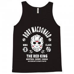 rory macdonald the red king Tank Top   Artistshot