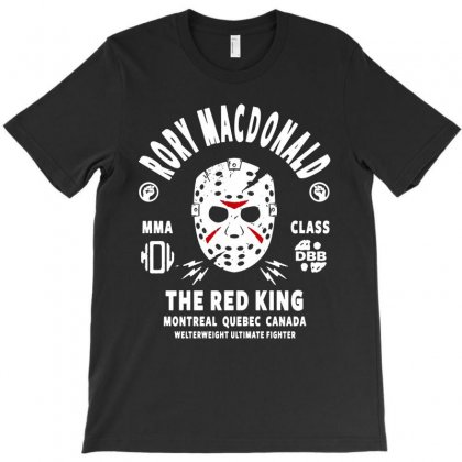 Rory Macdonald The Red King T-shirt Designed By Papa Boutique