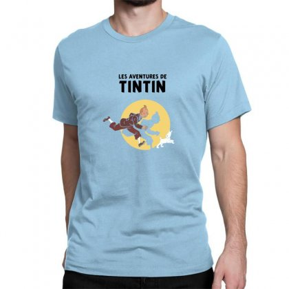 Cute Classic T-shirt Designed By Oktaviany