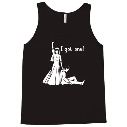 I Got One Wedding Bride Groom Engagement Tank Top Designed By Ruliyanti