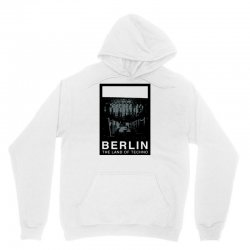 berlin   the land of techno Unisex Hoodie | Artistshot