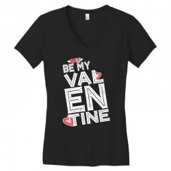 valentine's day t shirts Women's V-Neck T-Shirt | Artistshot