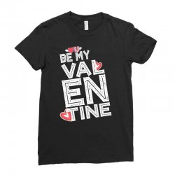 valentine's day t shirts Ladies Fitted T-Shirt | Artistshot