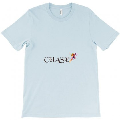 Chase T-shirt Designed By Shubh09