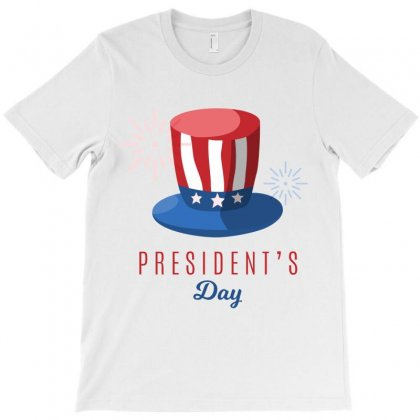 President's Day T-shirt Designed By Estore