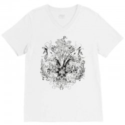 Animals V-Neck Tee | Artistshot