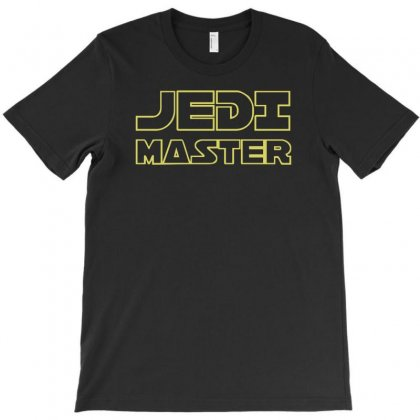 Jedi Master T-shirt Designed By Ruliyanti