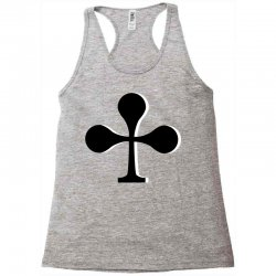 cross cards, card game, signs Racerback Tank | Artistshot