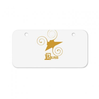 Bens Bicycle License Plate Designed By Bens Creative