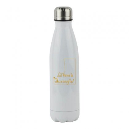Winning Stainless Steel Water Bottle Designed By Bens Creative