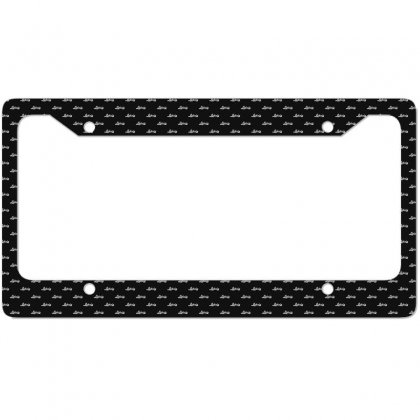 Ludwig New License Plate Frame Designed By Ruliyanti
