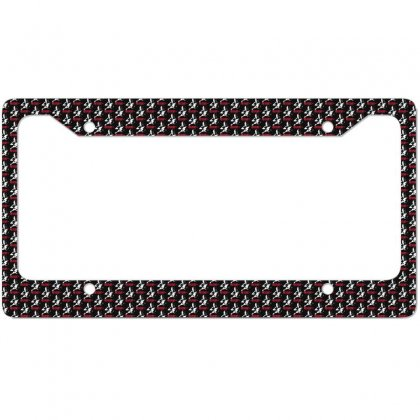 Mens Space Adventure Cobra Cartoon License Plate Frame Designed By Ruliyanti