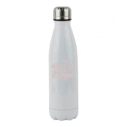 Nurses Call The Shots Stainless Steel Water Bottle Designed By Ruliyanti