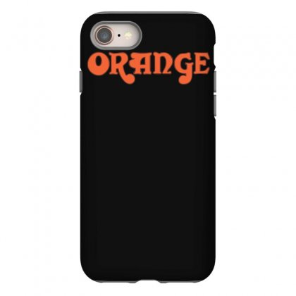 Orange Amplification New Iphone 8 Case Designed By Ruliyanti