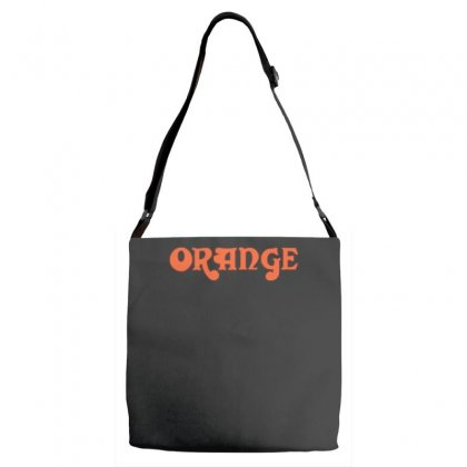 Orange Amplification New Adjustable Strap Totes Designed By Ruliyanti