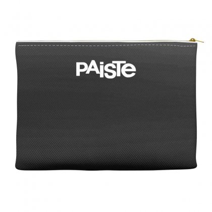 Paiste New Accessory Pouches Designed By Ruliyanti