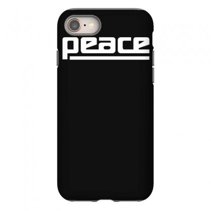 Peace Drum New Iphone 8 Case Designed By Ruliyanti