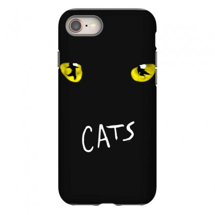 Official 'cats' Musical T Shirt Iphone 8 Case Designed By Cuser1744
