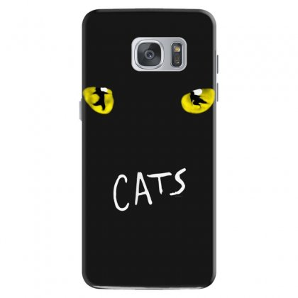 Official 'cats' Musical T Shirt Samsung Galaxy S7 Case Designed By Cuser1744