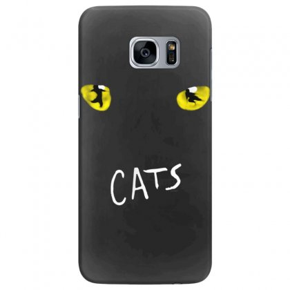 Official 'cats' Musical T Shirt Samsung Galaxy S7 Edge Case Designed By Cuser1744