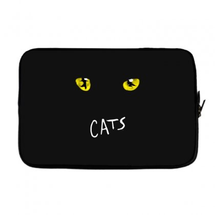 Official 'cats' Musical T Shirt Laptop Sleeve Designed By Cuser1744