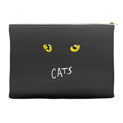 Official 'cats' Musical T Shirt Accessory Pouches Designed By Cuser1744