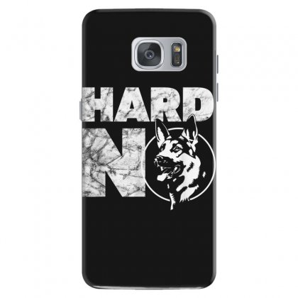 Pitter Funny Patter Let's Get At 'er Hard No T Shirt Samsung Galaxy S7 Case Designed By Cuser1744