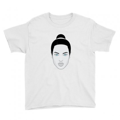 Angelina Youth Tee Designed By Sr88