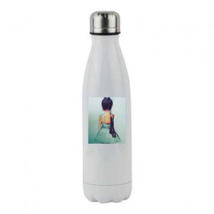 Ballerina Stainless Steel Water Bottle Designed By Dr.suprika