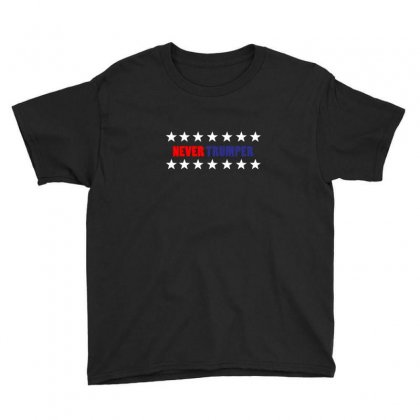 Never Trumper Youth Tee Designed By As99