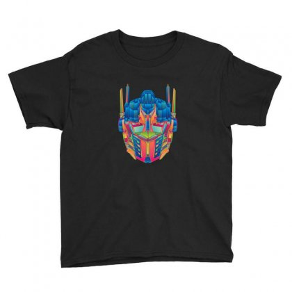 Optimus Prime Youth Tee Designed By Sr88