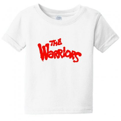 The Warriors Baby Tee Designed By Sr88