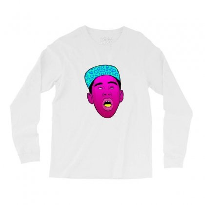 Tyler The Creator 1 Long Sleeve Shirts Designed By Sr88