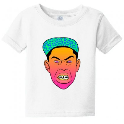Tyler The Creator 2 Baby Tee Designed By Sr88