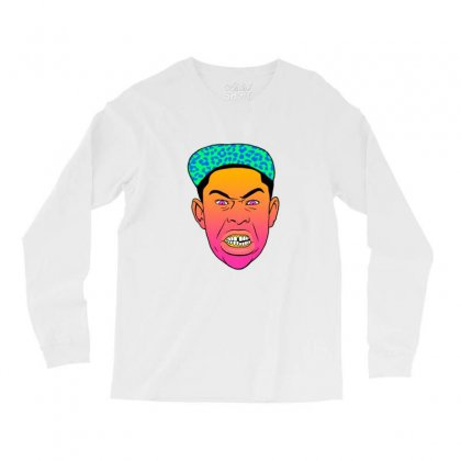 Tyler The Creator 2 Long Sleeve Shirts Designed By Sr88