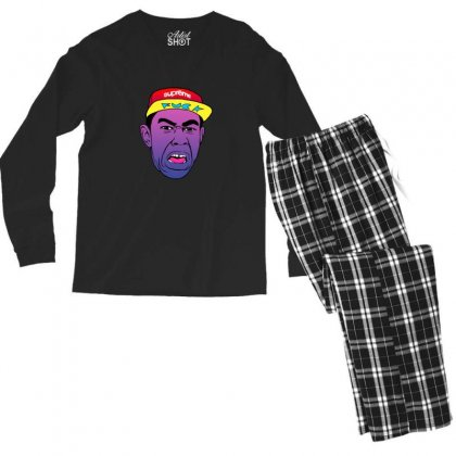 Tyler The Creator Men's Long Sleeve Pajama Set Designed By Sr88