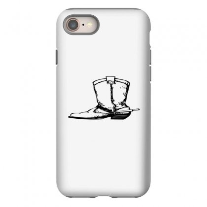 Coboy Shoes Iphone 8 Case Designed By Acoy
