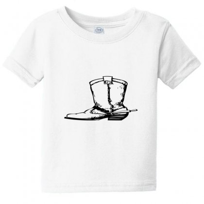 Coboy Shoes Baby Tee Designed By Acoy