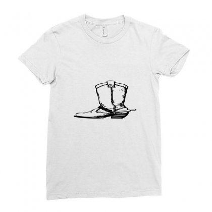 Coboy Shoes Ladies Fitted T-shirt Designed By Acoy