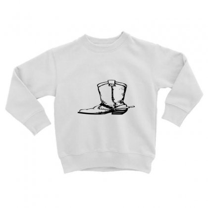 Coboy Shoes Toddler Sweatshirt Designed By Acoy