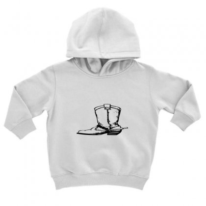 Coboy Shoes Toddler Hoodie Designed By Acoy