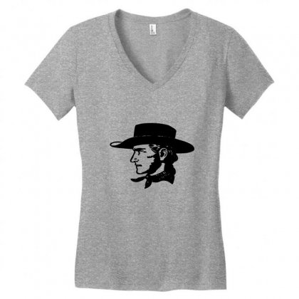 Coboy Women's V-neck T-shirt Designed By Acoy