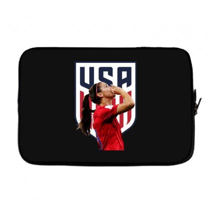 Alex Morgan Usa Soccer Team Best Laptop Sleeve Designed By Cahayadianirawan