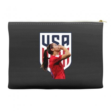 Alex Morgan Usa Soccer Team Best Accessory Pouches Designed By Cahayadianirawan