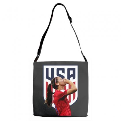 Alex Morgan Usa Soccer Team Best Adjustable Strap Totes Designed By Cahayadianirawan
