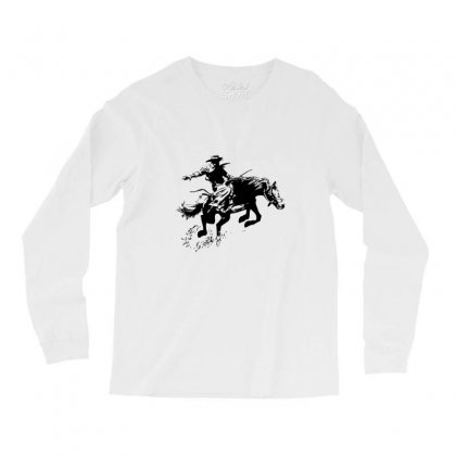 Cowboy Action Long Sleeve Shirts Designed By Acoy