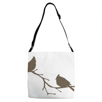 Birds Adjustable Strap Totes Designed By Haider0812