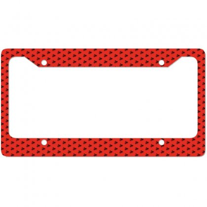 Cowboy Action License Plate Frame Designed By Acoy