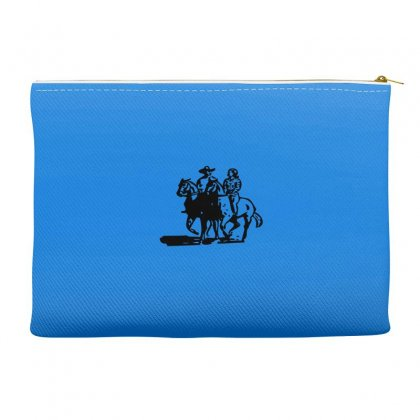 Cowboy Couple Accessory Pouches Designed By Acoy